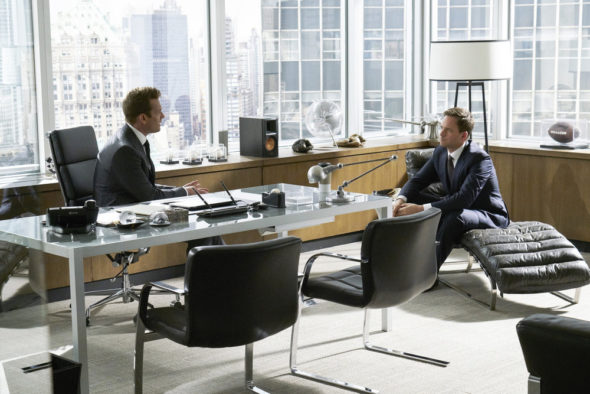 Suits TV show on USA Network: season 7 (canceled or renewed?)