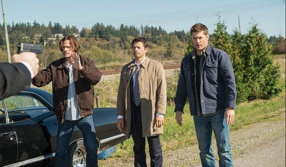 Supernatural TV Show: canceled or renewed?