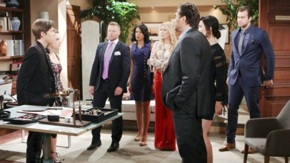The Bold and the Beautiful TV show on CBS: renewed through 2018