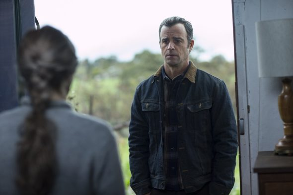Justin Theroux: The Leftovers TV show on HBO: season 3 TV series finale (canceled or renewed?)