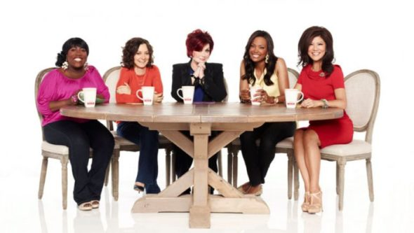 The Talk TV show on CBS: (canceled or renewed?)