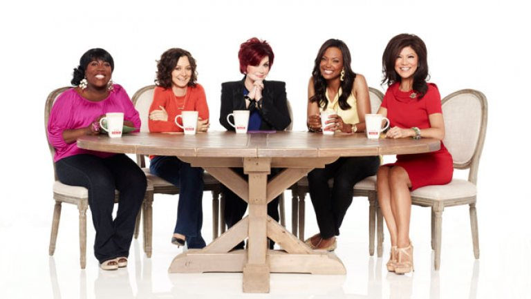 The Talk: One Host Won't Be Back for Season Eight (Video) - canceled TV shows - TV Series Finale