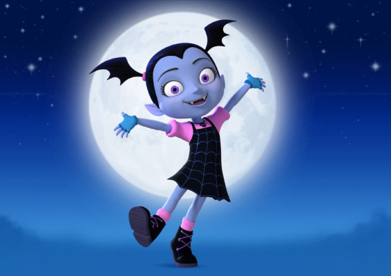 Vampirina TV show on Disney Junior: season 1 (canceled or renewed?)