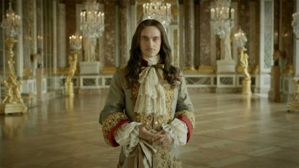 Versailles TV show on Ovation TV: (canceled or renewed?)
