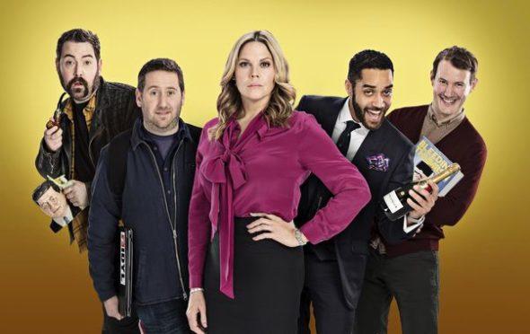 Loaded TV Show on AMC: Canceled or Renewed?