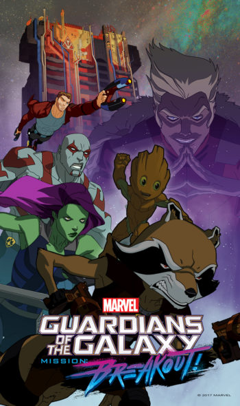 Marvel's Guardians of the Galaxy TV show on Disney XD: season 3 renewal (canceled or renewed?)
