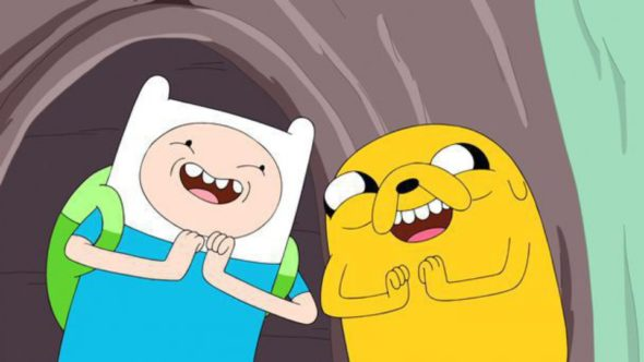 Adventure Time TV show on Cartoon Network: (canceled or renewed?)