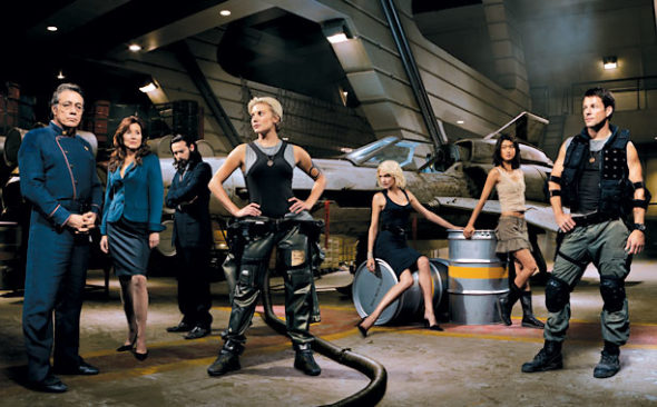 Syfy will host 'Battlestar Galactica' reunion at San Diego Comic-Con