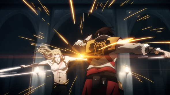Netflix's animated Castlevania renewed for second season