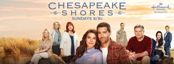 Chesapeake Shores TV show on Hallmark Channel: season 2 ratings (canceled or season 3 renewal?)