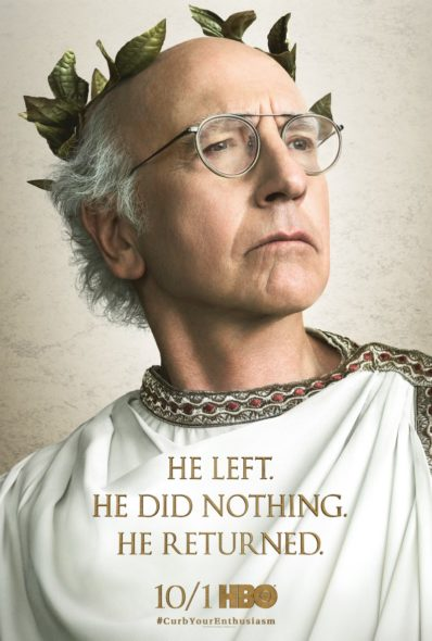 Curb Your Enthusiasm TV show on HBO: season 9 release date (canceled or renewed?)