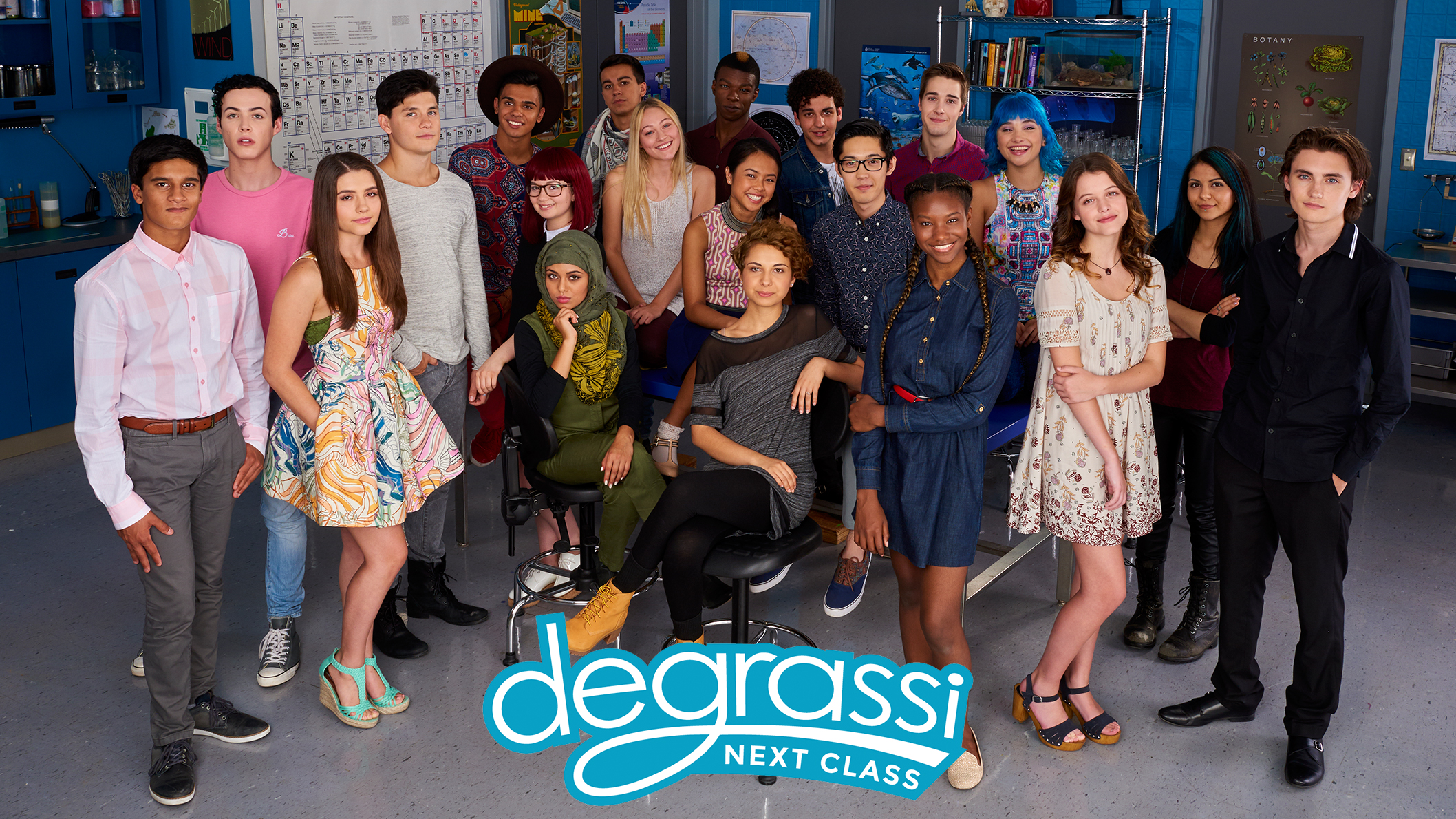 Degrassi: Next Class TV Show on Netflix (Cancelled or ...