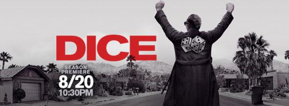 Dice TV show on Showtime: season 2 ratings (canceled or season 3 renewal?)