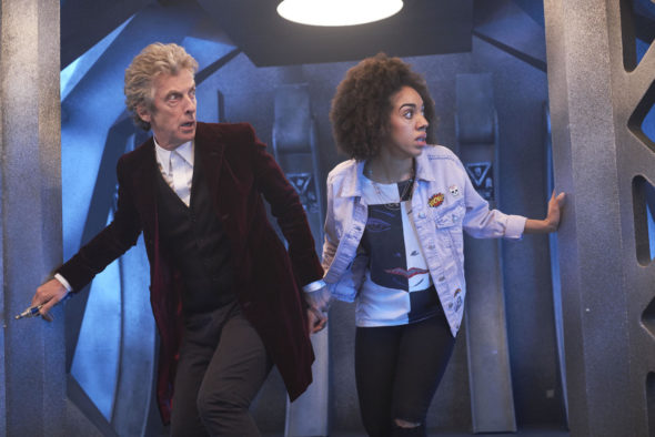 Doctor Who TV show on BBC: (canceled or renewed?)