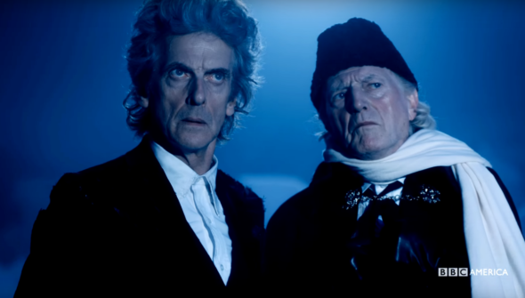 Doctor Who TV show on BBC America: (canceled or renewed?)