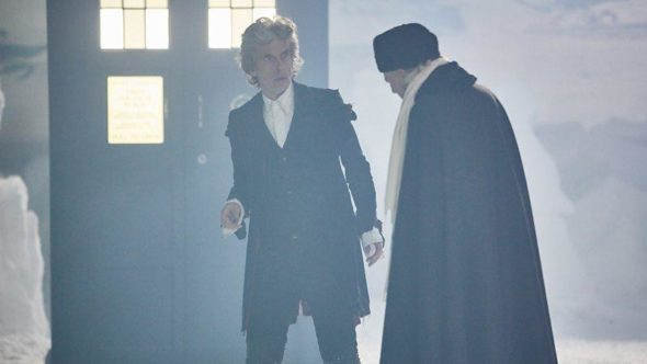 Doctor Who TV Show: canceled or renewed?