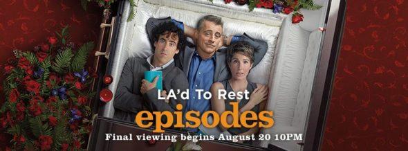 Episodes TV show on Showtime: season 5 ratings (canceled or season 6?)