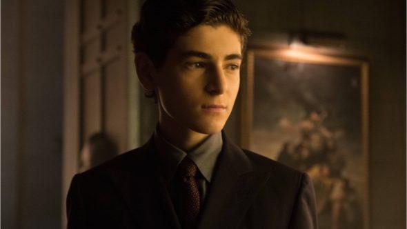 Gotham TV show on FOX: season 4 (canceled or renewed?)