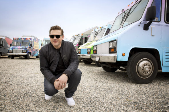 The Great Food Truck Race TV show on Food Network: (canceled or renewed?)