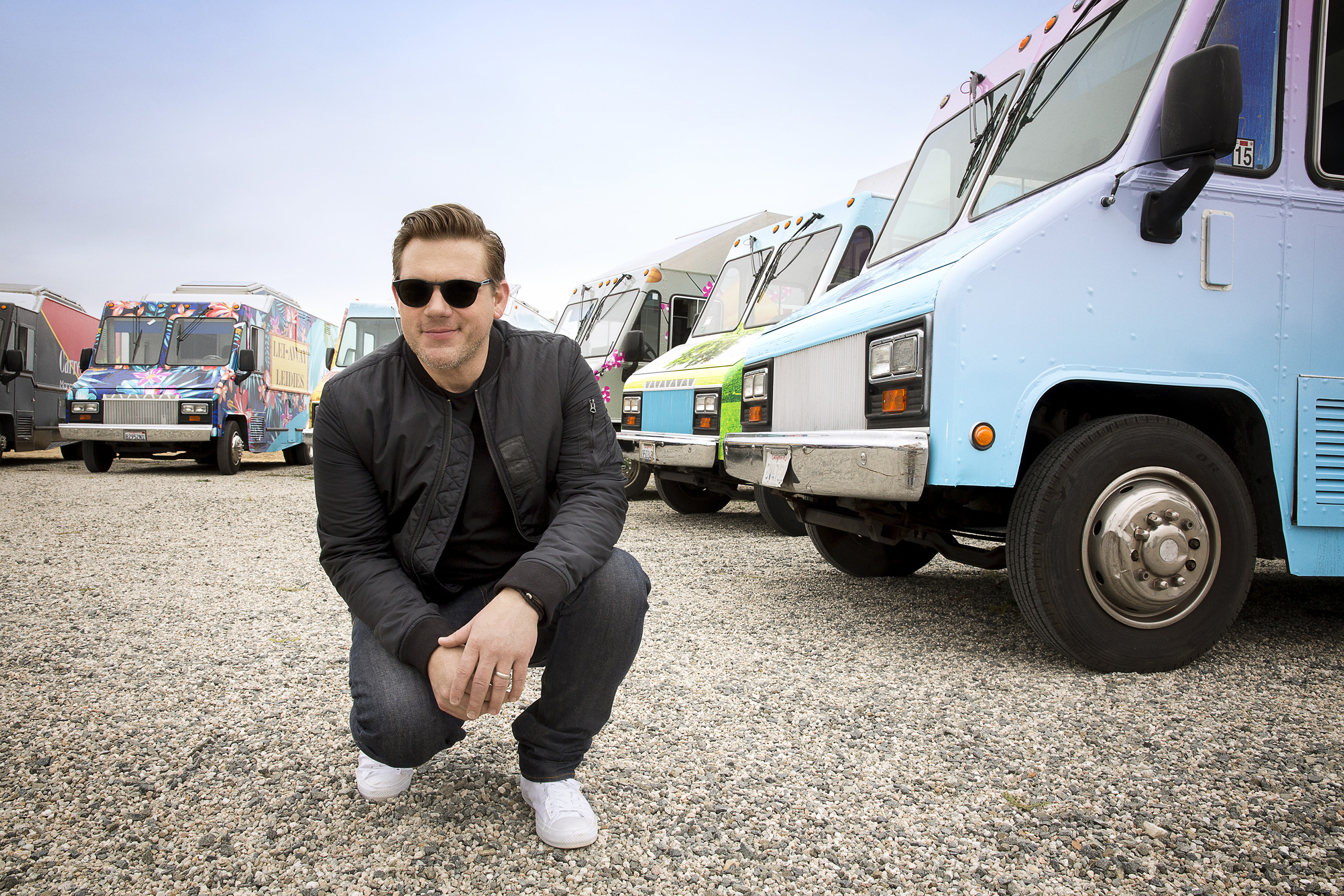 Great Food Truck Race Tyler Florence