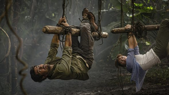 Hooten & the Lady TV show on The CW: canceled or renewed?