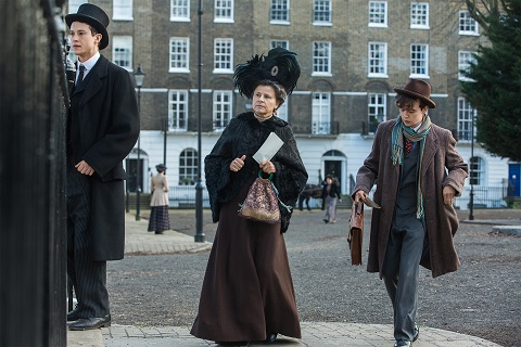Howards End TV show on Starz: (canceled or renewed?)