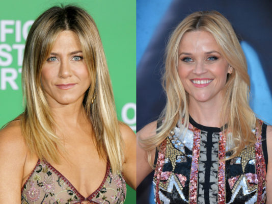Jennifer Aniston and Reese Witherspoon to team up