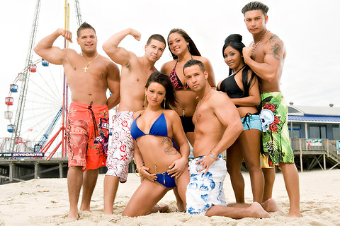 Reunion Road Trip: E! Releases Details About Jersey Shore Reunion""