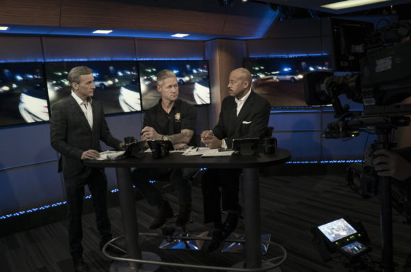 Live PD TV show on A&E: renewed for 100 episodes (canceled or renewed?)