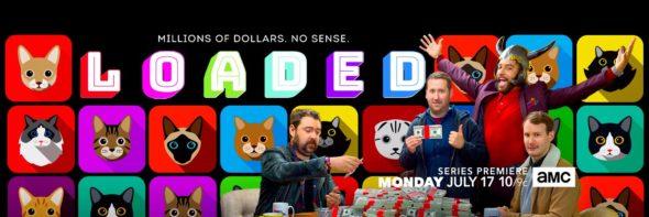 Loaded TV show on AMC: season 1 ratings (canceled or season 2 renewal?)