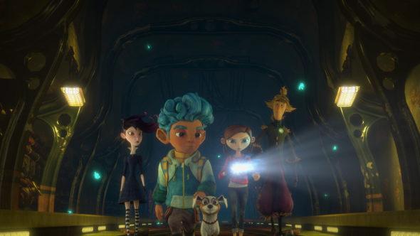 Lost In Oz TV show on Amazon: season 1 (canceled or renewed?)