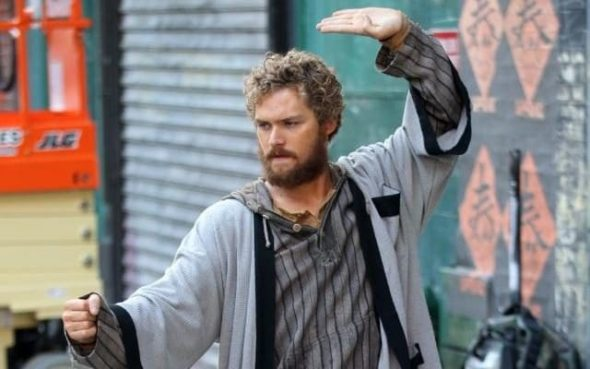 Watch the Iron Fist season 2 trailer, straight from Comic-Con