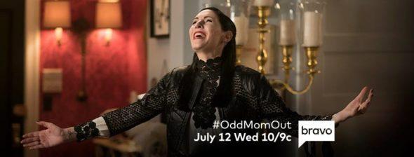 Odd Mom Out TV show on Bravo: season 3 ratings (canceled or season 4 renewal?)