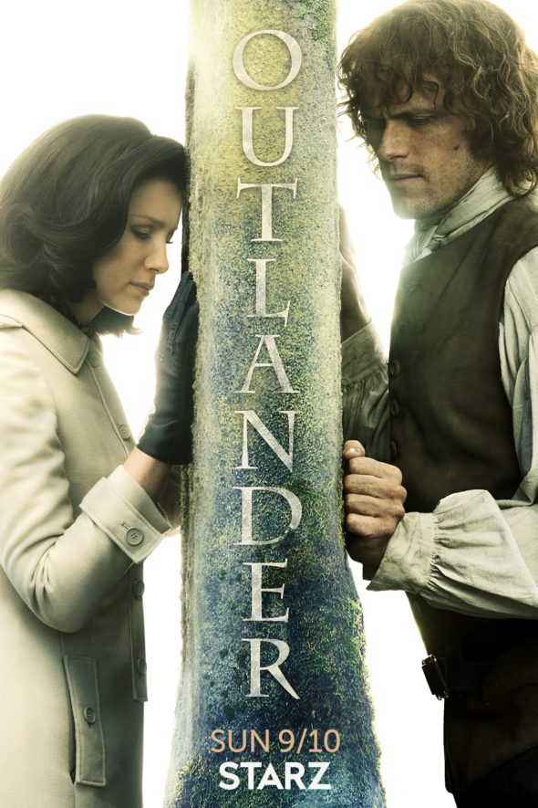 Outlander TV show on Starz: season 3 release date (canceled or renewed?)
