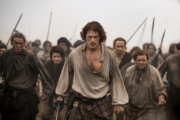 Outlander TV show on Starz: canceled or season 4? (release date)