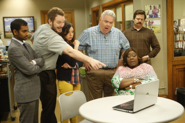 Parks and Recreation TV show on NBC: (canceled or renewed?)