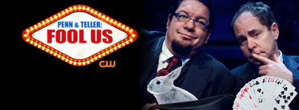 The Television Vulture is watching the Penn & Teller: Fool Us TV show on The CW: canceled or season 5? (release date)