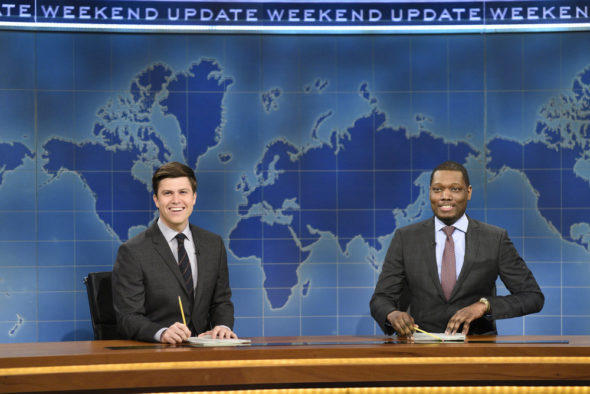 Saturday Night Live: Weekend Update Summer Edition TV show on NBC: canceled or renewed?