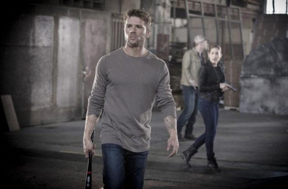 Ryan Phillippe's broken leg delays Shooter TV show on USA Network: Season 2 (canceled or renewed?)