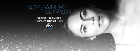Somewhere Between TV show on ABC: season 1 ratings (canceled or season 2 renewal?)