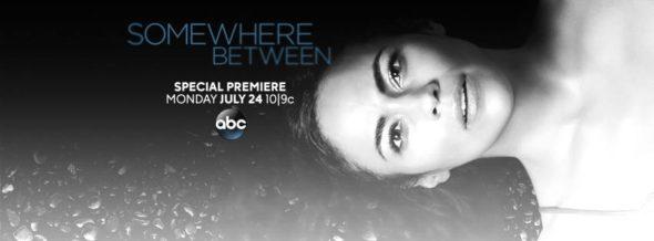 Somewhere Between TV show on ABC: season 1 ratings (canceled or season 2 renewal?)