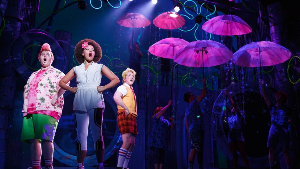 SpongeBob SquarePants: TV Show Musical Coming to Broadway ...