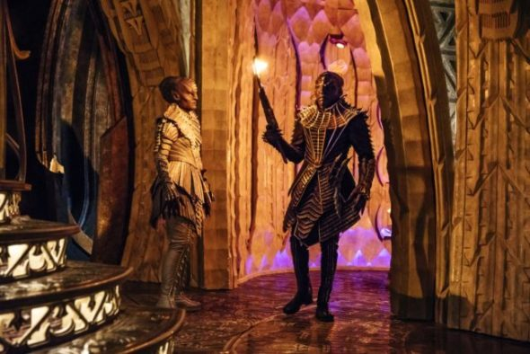 Star Trek: Discovery TV show on CBS All Access: season 1 (cancel or renew?)