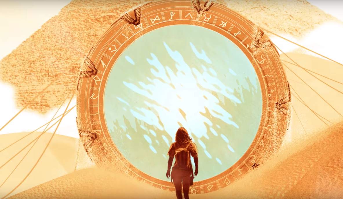 Stargate Origins Teaser For New Digital Series Released