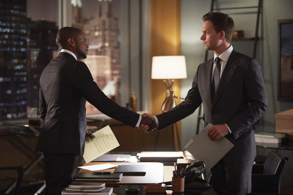 Suits TV show on USA Network: (canceled or renewed?)