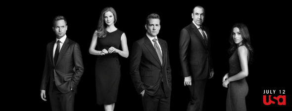 Suits TV show on USA Network: season 7 ratings (canceled or season 8 renewal?)