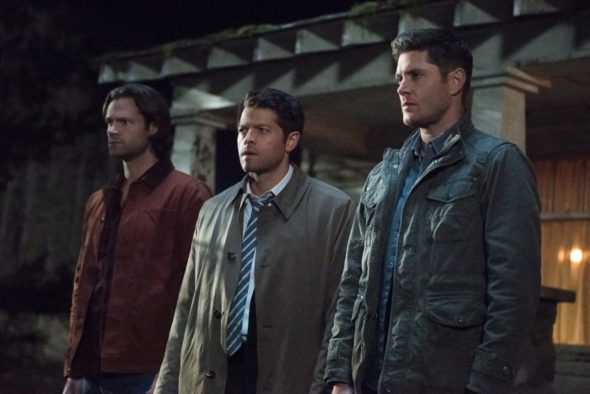 Supernatural TV show on The CW: season 13 (canceled or renewed?)