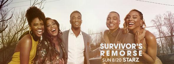 Survivor's Remorse TV Show on Starz: season 4 ratings (canceled or season 5 renewal?)