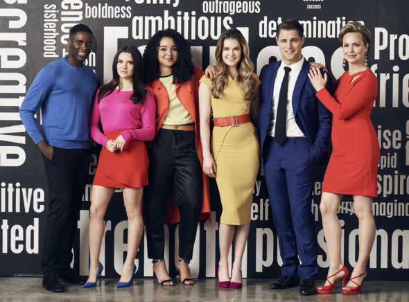 The Bold Type TV show on Freeform: canceled or renewed?