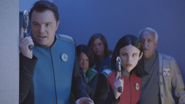 The Orville TV show on FOX: canceled or season 2? (release date)